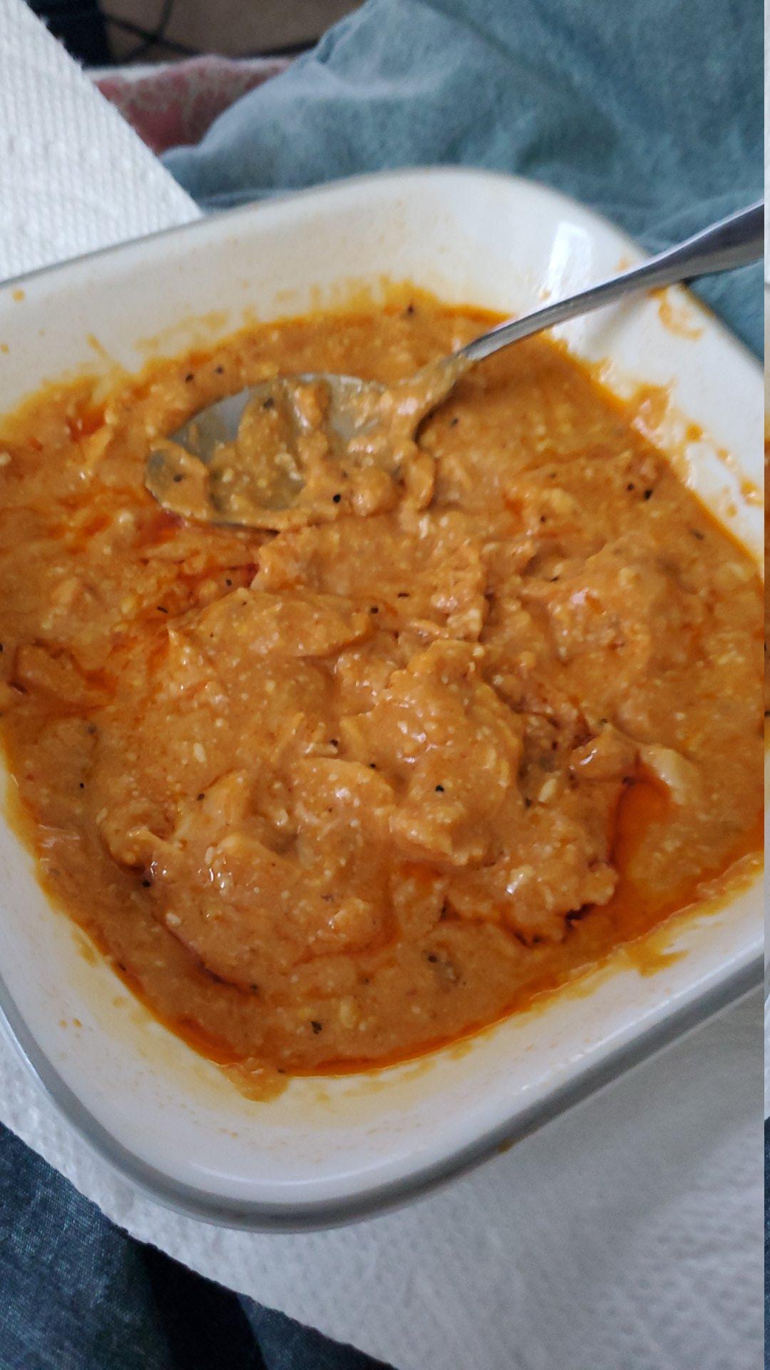 Buffalo garlic chicken dip -.jpg