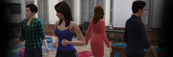 YouTube - FFF Sims Lifestream Episode VII: High Cruel Musical