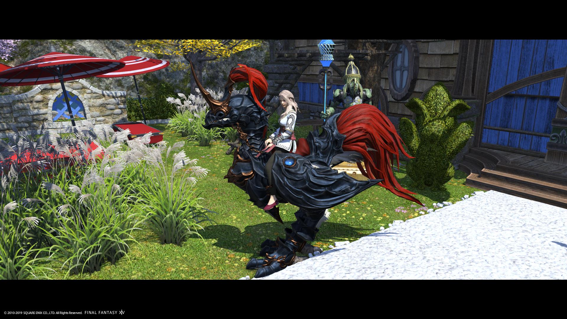 Content Request - FFXIV Chocobo Companions | Final Fantasy