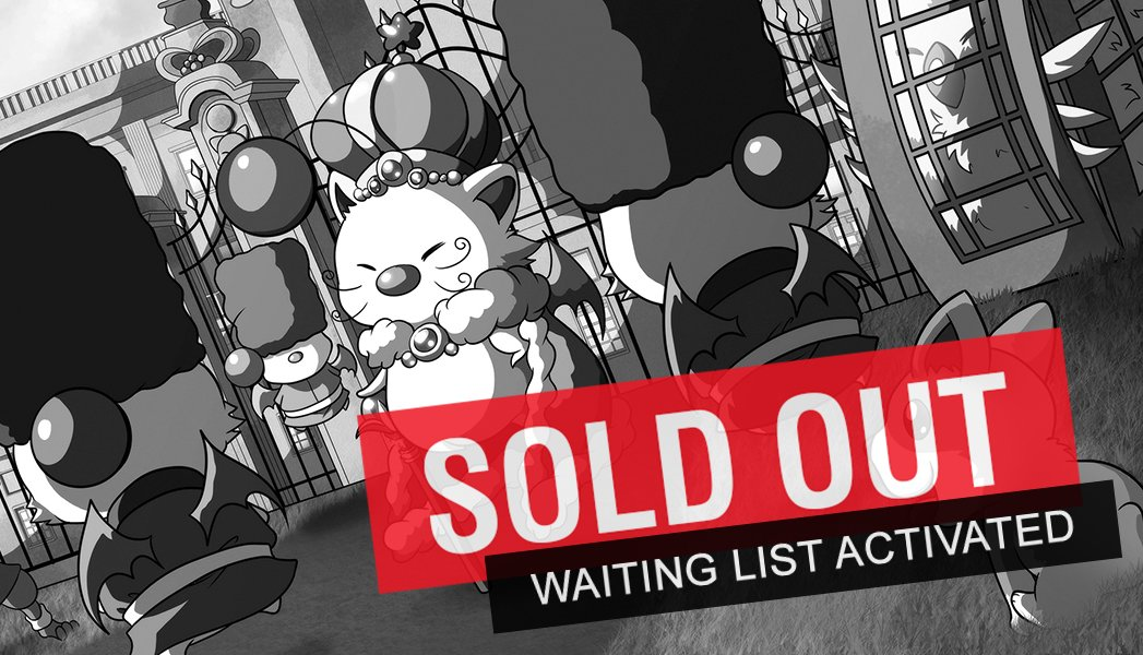KupoCon sold out.jpg