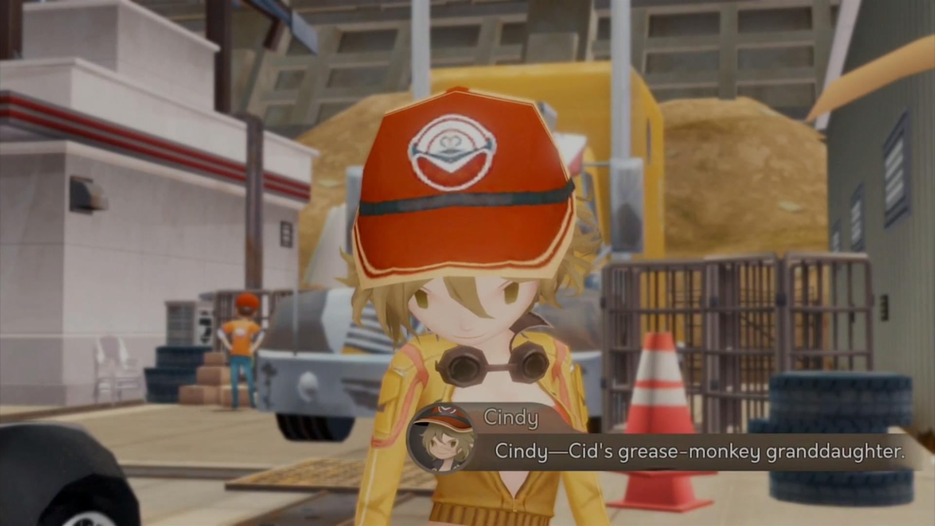 Chibi Noctis And Cindy Anyone Ffxv Pocket Edition Announced For