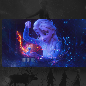 Frozen 2: Elsa Signature