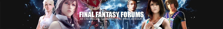 Final Fantasy Forums